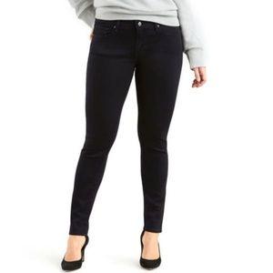 Black Denizen Levis Curvy Skinny Jeans 32/32